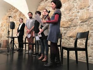 2018 Abend Ariane von Graffenried UebersetuerInnen5